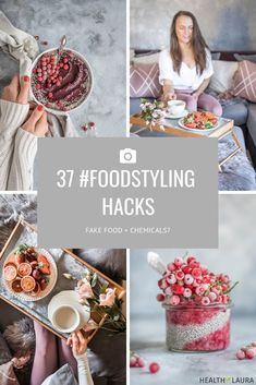 #foodstyling tips by Healthy Laura Food Photography & Styling. @healthylauracom HealthyLaura food blogger tips for DIY backgrounds & inspiration as food photographer & foodblogger. #foodphotographytips #foodstylingtips #photogaphyworkflow #foodblogging