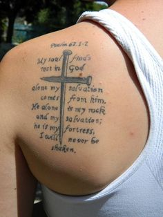 christian tattoos - Google Search