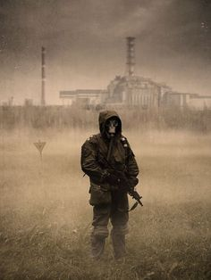 Sometimes the smallest things … just destroy everything. Apocalypse World, Apocalypse Art, Post Apocalyptic Art, Post Apocalyptic Fashion, Gas Mask Art, Masks Art, Dystopian Art, Apocalypse Aesthetic, Memes Arte