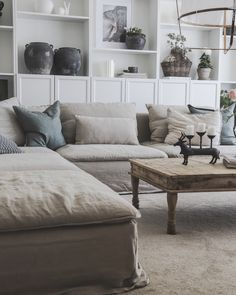 Was such a great investment changing my covers over to the beautiful Bemz Linen covers for my Soderhamn ikea sofas Furniture Design, Ikea Sofa Covers, Ikea Chair, Living Room Color, Interior, Living Room Sofa, Soderhamn, Overstuffed Chairs, Home Decor