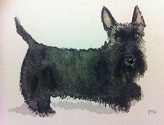 Scotty dogs by Patch