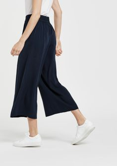 If you can't stand the heat, culotte. Meet the Chatham Culotte. | Kit and Ace
