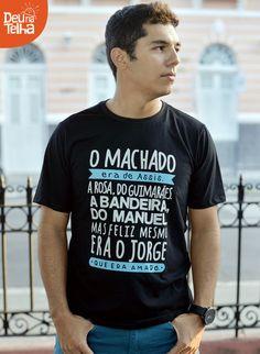 O Machado era de Assis...  -  Preta