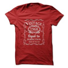 [New tshirt name printing] Vintage 1968  Shirts Today  Vintage 1968  Tshirt Guys Lady Hodie  SHARE TAG FRIEND Get Discount Today Order now before we SELL OUT  Camping 30 years vintage chick 33 years of being awesome birth tshirt be wrong i am bagley tshirts