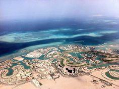 """""""ElGouna"""", Hurghada, Red Sea, Egypt."""