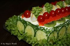 inspiration smörgåstårta - Google-søk