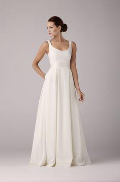Brautkleider von Anna Kara - Model Josephine
