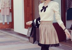 how cute is this outfit! in love...