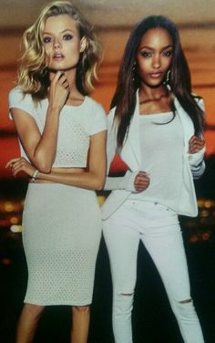 White outfits all year round ...spring 2014