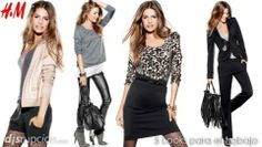 5 Looks para el trabajo de H&M