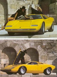 Countach and Girls? Don't Mind If We Do