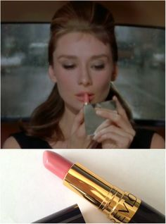 """""""A girl doesn't read this sort of thing without her lipstick."""" Holly Golightly (Audrey Hepburn) 'Breakfast at Tiffany's' Holly Golightly, Natalie Wood, Beauty Makeup, Hair Makeup, Hair Beauty, Real Beauty, Pure Beauty, Grace Kelly, Breakfast At Tiffany's"""