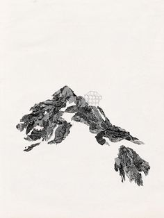 Claire Trotignon — Epidote calybite Drawing, collage of silkscreen. Inspiration Artistique, Illustration Art, Illustrations, Architecture Graphics, Grafik Design, Collage Art, Art Inspo, Art Drawings, Sketches