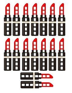 16 Lipstick Checklist Planner Stickers, Calendar Stickers, Weekly Planner, Erin Condren, Filofax, Plum Paper, Sticker