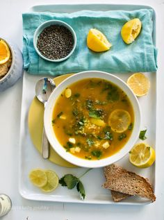 Soup on Pinterest | Miso Soup, Soups and Lentil Soup