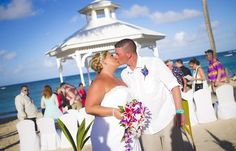 Shanna & Mike's destination wedding in Punta Cana, Dominican Republic - Punta Cana destination wedding, beach wedding @destweds