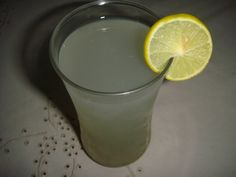Lemon Drink, Indian Summer, Refreshing Drinks, Coolers, Lemonade, Lime, Fruit, Tableware, Limes