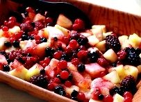 Baked Apple Mixed Berries with Cinnamon (Cabbage Soup Diet Recipe) | Diet Plan 101 #totalbodytransformation