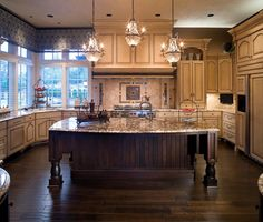 5 Celebrity Kitchens We Want
