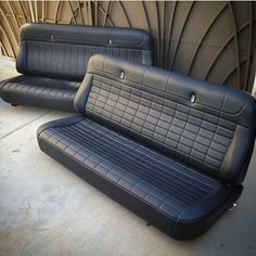 Seat for chevy Custom Car Interior, Truck Interior, Interior Trim, Car Interior Upholstery, Automotive Upholstery, Chevy Pickups, Chevy Trucks, F100, Leather Seat Covers