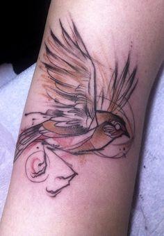 Nomi Chi @ Adorned Tattoo