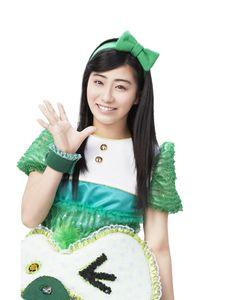 坂本遥奈 Sakamoto Haruna (Tebasaki Kimidori) (Green)