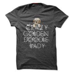 Crazy Golden Doodle Lady - v2015