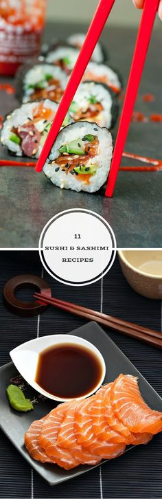 Sushi is a great meal idea all year-round, but even more so in summer, when you don't really feel like cooking, baking, or even eating hot food! Besides being amazingly delicious, sushi and sashimi are also very healthy. What I like the most about making them at home, though, is the endless range of possibilities [...]