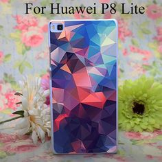 Aliexpress.com : Buy poly texture Design White Hard Case Cover for Huawei Ascend P6 P7 P8 P8 lite from Reliable lite mouse suppliers on Good Price Case Store