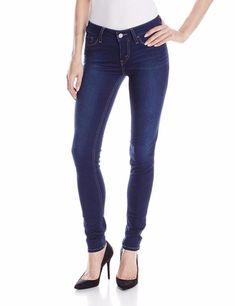 f69bdbaef855e New Levi s 535 Women s Premium Super Skinny Jeans Leggings Blue Ravine  119970254  leggings  blue