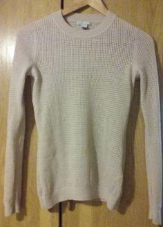 Kup mój przedmiot na #vintedpl http://www.vinted.pl/damska-odziez/bluzy-i-swetry-inne/10798559-sweter-sweterek-kaszmir-hm-hm-azurowy
