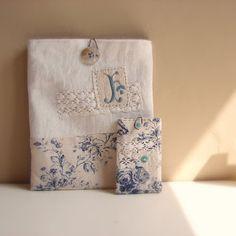 Roxy Creations: Pretty gadget pouches