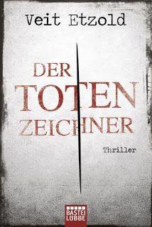 """Lesendes Katzenpersonal: [Lesung] Veit Etzold liest aus """"Der Totenzeichner""""..."""