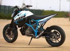KTM SM R supermoto 990
