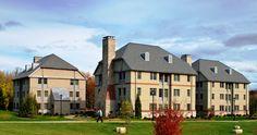 Dorm at Bryn Athyn College - from NRB, Inc.