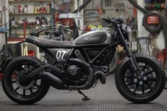 Behind the Scramblers — Officine Mermaid Ducati Scrambler Sixty2, Moto Ducati, Ducati Cafe Racer, Ducati Motorcycles, Cafe Racer Bikes, Cafe Racer Motorcycle, Cafe Racers, Tracker Motorcycle, Motorcycle Types