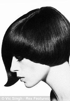 Vidal Sassoon Hair Cuts