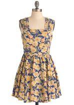 Pressed Posies Dress
