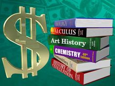College Textbook Costs Are Skyrocketing.... Read my new article!
