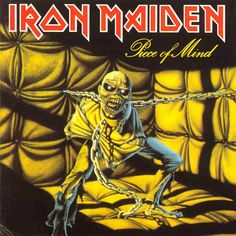 Iron Maiden.Porque no meu casamento não tem marcha não,tem é Iron Maiden!!