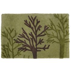 @Overstock - A soothing woodland print atop a d soft green background highlights this plush bath rug by Jovi Home. This absorbent rug is highly absorbent and is constructed of 100-percent cotton.http://www.overstock.com/Bedding-Bath/Jovi-Home-Woodland-Green-Cotton-Bath-Rug/6428464/product.html?CID=214117 $22.62