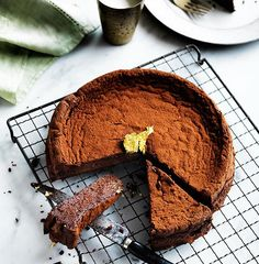 Baker extraordinaire Nadine Ingram of Sydney's Flour and Stone cooks up a sweet storm for Easter, including the much-loved bakery's greatest hit, the chocolate Manjari cake. These are all the cake recipes you need come Easter. Valrhona Chocolate, Chocolate Desserts, Cheesecakes, Chef Recipes, Dessert Recipes, Flour Bakery, Birthday Desserts, Desserts To Make, Pastries