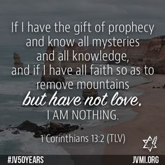 Sharing the Gospel of Yeshua (Jesus) to the Jew first and also to Gentiles. Learn about Messianic Judaism, Rabbi Jonathan Bernis, medical missions and more. The Gift Of Prophecy, Messianic Judaism, I Am Nothing, Scripture Of The Day, Positive Vibes, Good News, Mystery, Knowledge, Bible