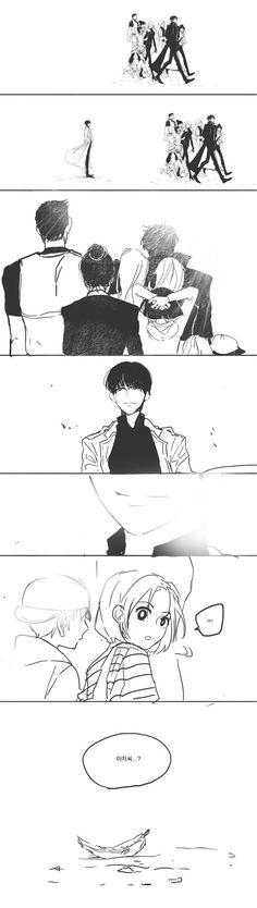 Manga Anime, Manhwa Manga, Anime Guys, Anime Art, Cute Anime Character, Character Art, Cute Anime Pics, Point Of View, Light Novel