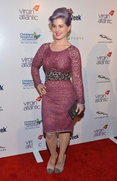 "Kelly Osbourne Photo - BritWeek 2012's ""Evening With Piers Morgan"" - Arrivals"