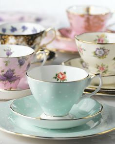 Vintage Precious: A Lovely Tea Party