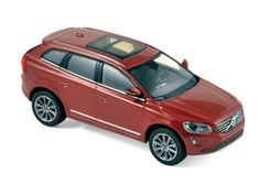 Norev Volvo Diecast Model Car 870020 This Volvo Diecast Model Car is Flamenco Red and has working wheels and also comes in a display case. It is made by Norev and is scale (approx. Volvo Models, Volvo Xc60, Diecast Model Cars, Electric Motor, Display Case, Motor Car, Scale Models, Vintage Toys, Hot Wheels