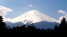 Mt Fuji by Paige