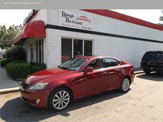 2006 #LEXUS #IS250 #AWD #forsale in #Raleigh #NC at #RaleighPreOwned #usedcar #dealership