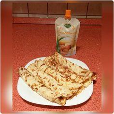 Diétás palacsinta krémsajtból Dairy, Cheese, Food, Cukor, Meal, Essen, Hoods, Meals, Eten